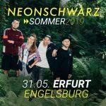 Neonschwarz / Erfurt / Engelsburg